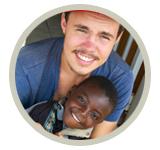 bliv frivillig i afrika