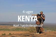Højskole i Kenya med fokus på kultur og frivilligt arbejde