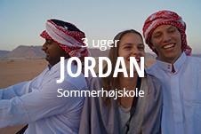 Sommerhøjskole i Jordan - rejs med på 3 ugers højskole i Mellemøsten